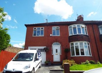Thumbnail 4 bed semi-detached house for sale in Sunnyside Grove, Ashton-Under-Lyne, Greater Manchester