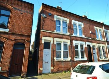 Thumbnail 2 bed terraced house to rent in Cecilia Road, Clarendon Park, Leicester