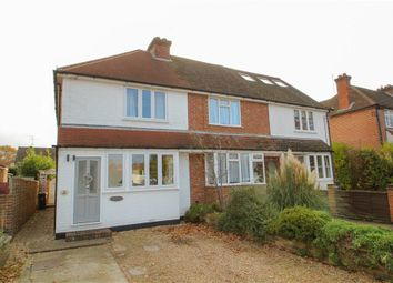 Thumbnail 3 bed end terrace house for sale in Hamesmoor Road, Mytchett, Camberley, Surrey