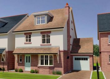 Thumbnail 4 bed detached house for sale in Minshull Court, Chesterfield Road, Crosby, Liverpool