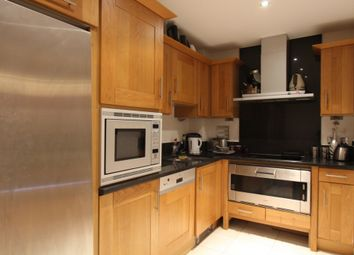 Thumbnail 2 bed flat for sale in Regency House, The Boulevard, Imperial Wharf