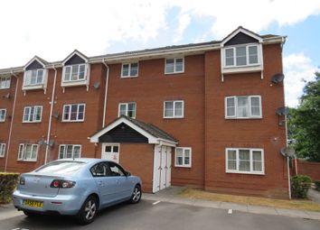 Thumbnail 2 bed flat for sale in Morville Croft, Bilston