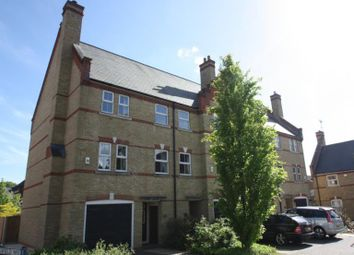 Thumbnail 4 bed town house to rent in Silistria Close, Knaphill, Woking
