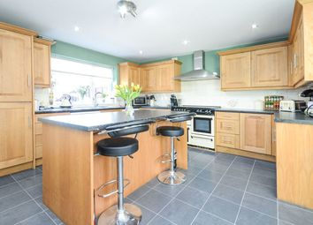 Thumbnail 4 bedroom detached house for sale in Greenshaw Drive, Haxby, York