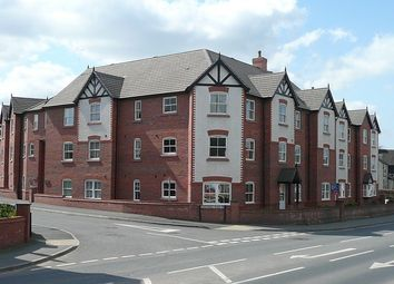 Thumbnail 2 bed flat to rent in The Gatehouse, Hastings Road, Nantwich