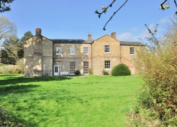 Thumbnail 6 bed detached house for sale in The Vicarage, Main Street, South Littleton, Evesham