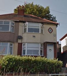 Thumbnail 3 bed semi-detached house to rent in Wood Lane, Huyton, Knowsley, Merseyside