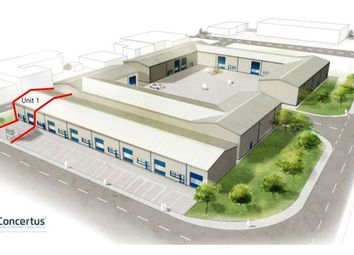 Thumbnail Commercial property to let in Unit 1, Phoenix Enterprise Park, Gisleham, Lowestoft