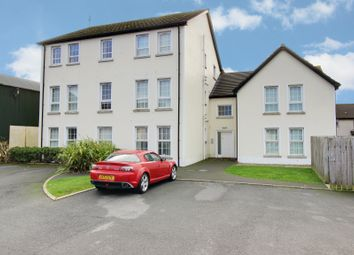 Thumbnail 2 bed flat for sale in Green Gables Manor, Conlig