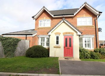 Thumbnail 3 bed semi-detached house for sale in Singleton Close, Southport
