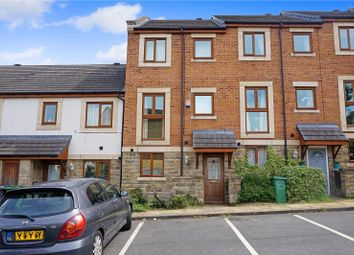 Thumbnail 4 bedroom town house for sale in Greenlea Court, Huddersfield
