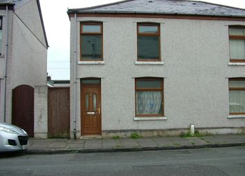 Thumbnail 3 bed end terrace house to rent in Hopkin Street, Aberavon