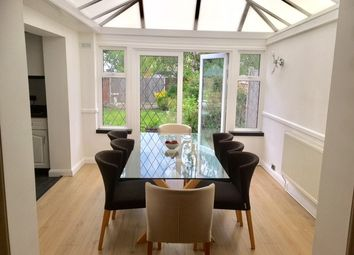 Thumbnail 5 bedroom semi-detached house to rent in Tudor Avenue, Worcester Park