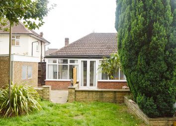 Thumbnail 2 bedroom bungalow to rent in Harold Court Road, Harold Wood, Romford