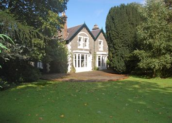Thumbnail 4 bed detached house for sale in Leigh House, Abercromby Road, Castle Douglas, 1Bb.