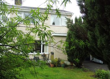 Thumbnail 3 bed semi-detached house for sale in Treforgan Road, Crynant, Neath