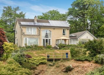 Thumbnail 4 bed detached house for sale in Groesfordd, Brecon, Powys LD3,