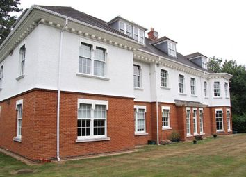Thumbnail 3 bed flat to rent in Connolly House, Oakwood Avenue, Epsom, Surrey