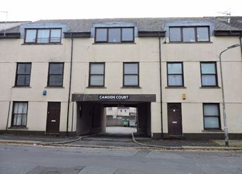 Thumbnail 1 bed flat to rent in Camden St, Plymouth, Devon