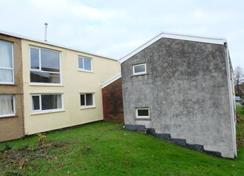 Thumbnail 3 bed terraced house to rent in Ilston Way, West Cross, Swansea