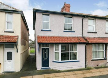 Thumbnail 3 bed end terrace house for sale in Alexandra Road, Llandudno, Conwy, North Wales