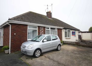 Thumbnail 1 bedroom semi-detached bungalow for sale in Vermont Grove, Thornton-Cleveleys