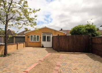 Thumbnail 1 bed detached bungalow for sale in Kent Way, Tolworth, Surbiton