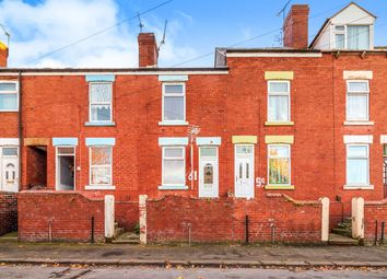 Thumbnail 2 bed terraced house for sale in York Road, Rotherham, Rotherham