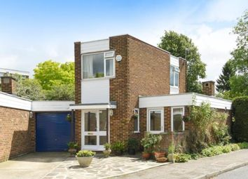 Thumbnail 3 bed link-detached house for sale in Ashdown Close, Beckenham