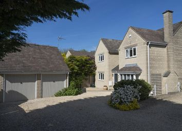 Thumbnail 4 bedroom detached house for sale in Spring Gardens, Quenington, Cirencester
