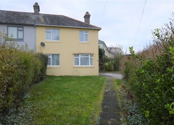 Thumbnail 3 bed end terrace house for sale in Haytor Road, Plainmoor, Torquay, Devon