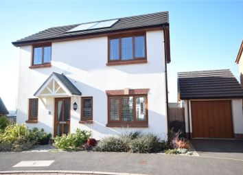 Thumbnail 3 bedroom detached house for sale in Jubilee Close, Torrington