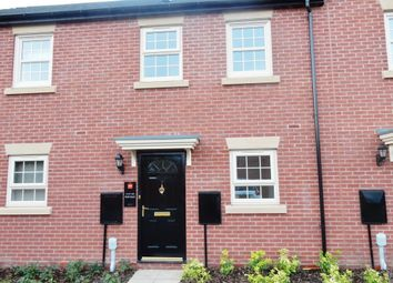 Thumbnail 3 bed terraced house to rent in Boothferry Park Halt, Hull
