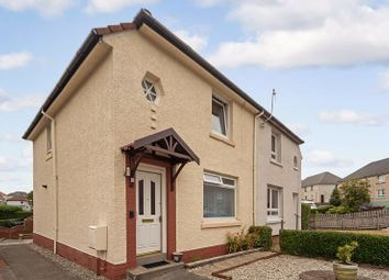 Thumbnail 2 bed semi-detached house for sale in Carnock Crescent, Barrhead