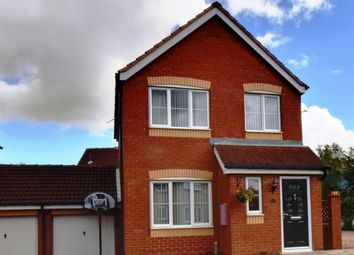 Thumbnail 3 bed link-detached house for sale in Paddock Drive, Woodlaithes, Rotherham, South Yorkshire