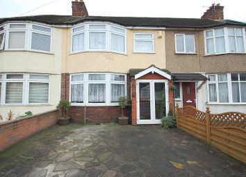 Thumbnail 3 bedroom terraced house for sale in Brentwood Road, Romford