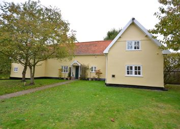 Thumbnail 4 bedroom detached house for sale in Langton Green, Eye