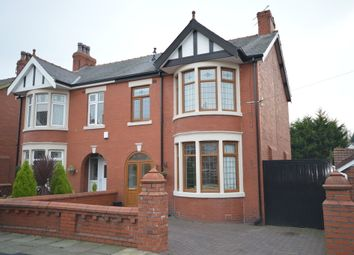 Thumbnail 4 bed semi-detached house to rent in Dunmail Avenue, Blackpool