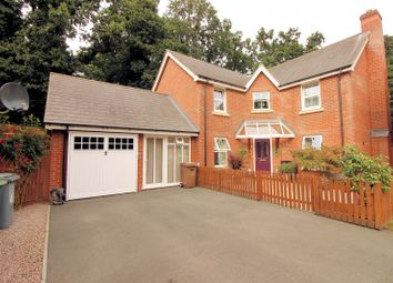 Thumbnail 4 bed property for sale in Nelson Drive, Little Plumstead, Norwich