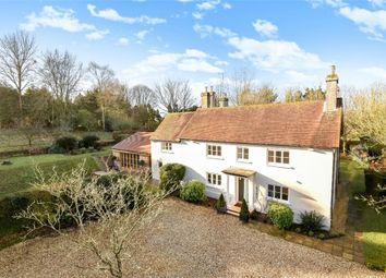 Thumbnail 5 bed detached house to rent in Wonston, Sutton Scotney, Winchester, Hampshire