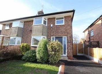 Thumbnail 3 bedroom semi-detached house for sale in Fender Way, Pensby, Wirral