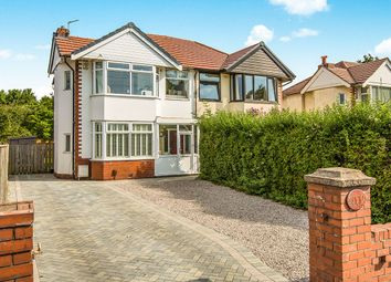 Thumbnail 3 bed semi-detached house for sale in Blackpool Road, Lea, Preston