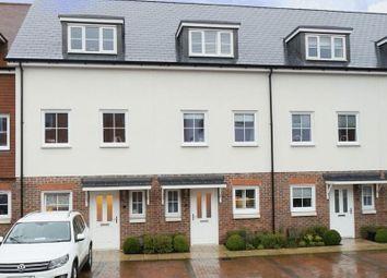 Thumbnail 3 bed terraced house for sale in Eden Road, Dunton Green, Sevenoaks