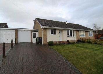 Thumbnail 2 bed semi-detached bungalow for sale in Hazelwood Gardens, St Leonards On Sea, East Sussex