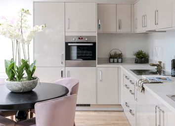 Thumbnail 3 bed flat for sale in Newham Way, Beckton, London