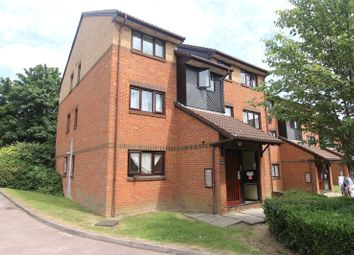 Thumbnail 1 bedroom flat to rent in Gatting Close, Pavilion Way, Edgware