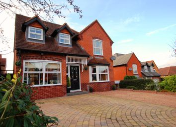 Thumbnail 4 bed detached house for sale in Oakleaf Rise, Far Forest
