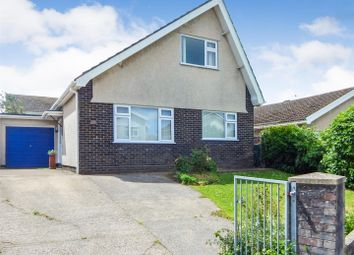 Thumbnail 4 bedroom link-detached house for sale in Pennard Drive, Southgate, Swansea