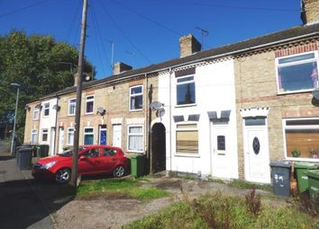 Thumbnail 2 bed terraced house for sale in South Street, Stanground, Peterborough, Cambridgeshire