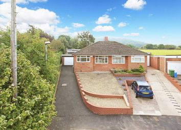 Thumbnail 3 bed semi-detached bungalow for sale in 52 Avondale Road, Wellington, Telford